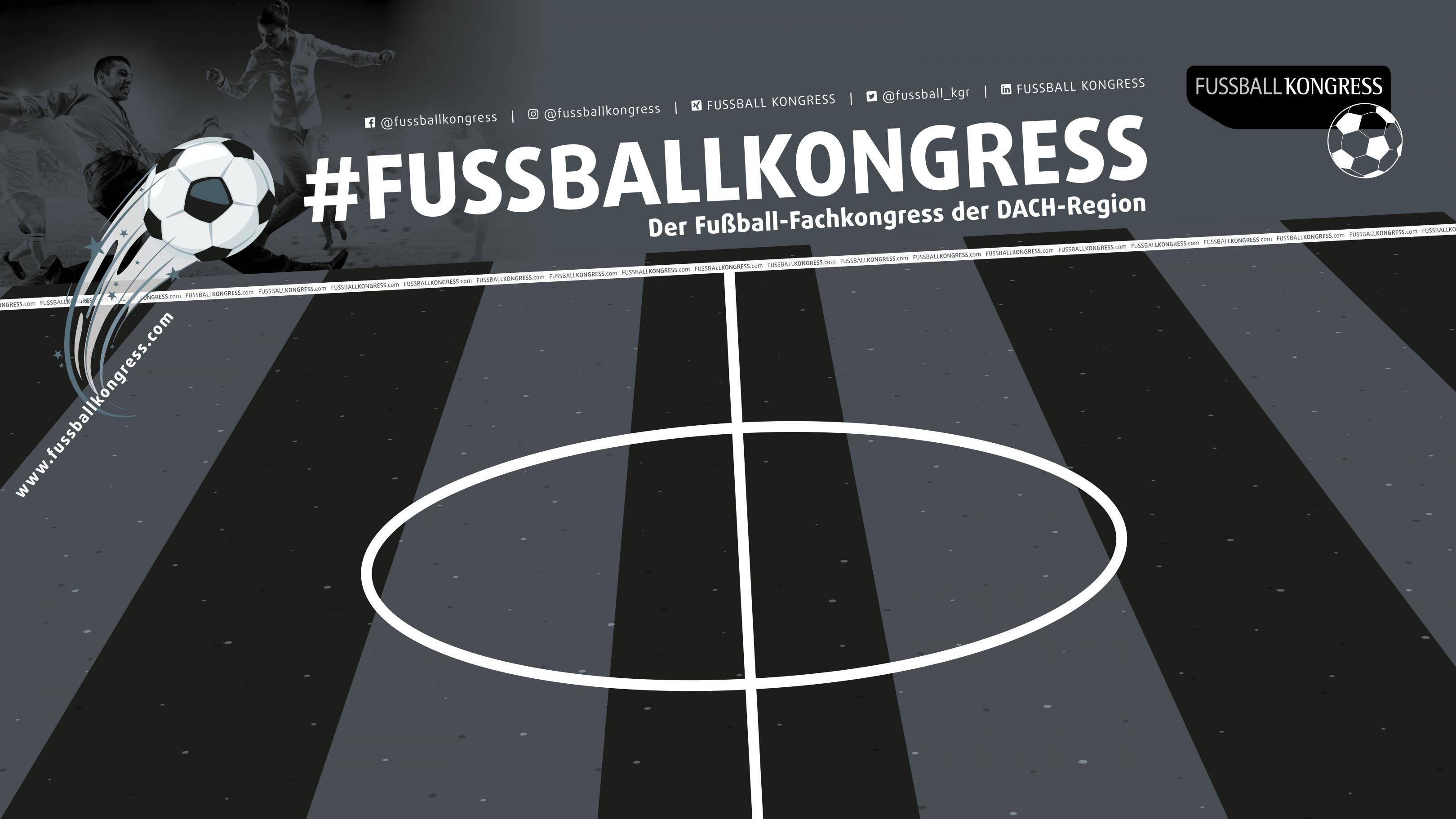 Der führende Fußball-Fachkongress der DACH-Region: Jetzt Ticket sichern!